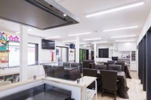 月のうさぎ機能訓練室兼食堂